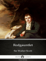 Redgauntlet by Sir Walter Scott (Illustrated)
