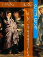 Outside the Tomb With Mary Magdalen