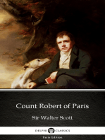 Count Robert of Paris by Sir Walter Scott (Illustrated)