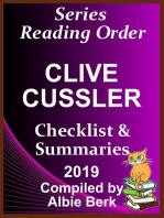 Clive Cussler's Dirk Pitt Series