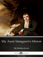 My Aunt Margaret's Mirror by Sir Walter Scott (Illustrated)