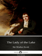 The Lady of the Lake by Sir Walter Scott (Illustrated)