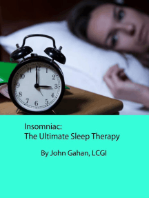 Insomniac: The Ultimate Sleep Therapy