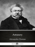 Amaury by Alexandre Dumas (Illustrated)