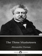 The Three Musketeers by Alexandre Dumas (Illustrated)