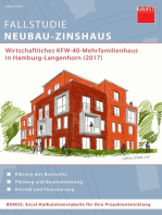 Fallstudie Neubau-Zinshaus