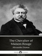 The Chevalier of Maison-Rouge by Alexandre Dumas (Illustrated)