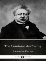 The Comtesse de Charny by Alexandre Dumas (Illustrated)