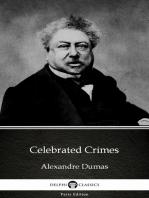 Celebrated Crimes by Alexandre Dumas (Illustrated)