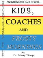 Kids, Coaches and Frosty Mornings