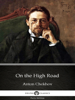 On the High Road by Anton Chekhov (Illustrated)