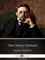 The Cherry Orchard by Anton Chekhov (Illustrated)