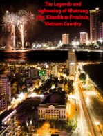The Legends And Sighseeing Of Nhatrang City, Khanhhoa Province, Vietnam Country