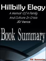 Hillbilly Elegy (Book Summary)