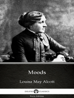 Moods by Louisa May Alcott (Illustrated)