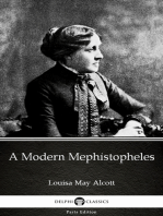 A Modern Mephistopheles by Louisa May Alcott (Illustrated)