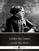 Under the Lilacs by Louisa May Alcott (Illustrated)