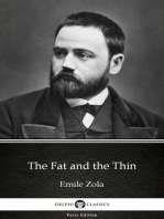 The Fat and the Thin by Emile Zola (Illustrated)