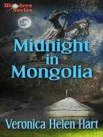 Midnight in Mongolia