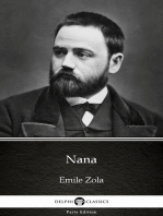 Nana by Emile Zola (Illustrated)