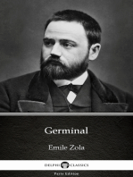 Germinal by Emile Zola (Illustrated)
