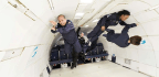 I Floated in Zero-G With Former Astronaut Scott Kelly