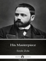 His Masterpiece by Emile Zola (Illustrated)