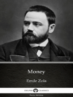 Money by Emile Zola (Illustrated)