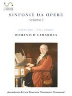 Sinfonie da opere (Vol. 2)