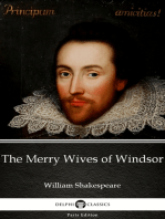 The Merry Wives of Windsor by William Shakespeare (Illustrated)