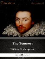The Tempest by William Shakespeare (Illustrated)