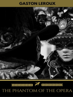 The Phantom of the Opera (Golden Deer Classics)