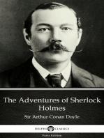 The Adventures of Sherlock Holmes by Sir Arthur Conan Doyle (Illustrated)