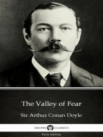 The Valley of Fear by Sir Arthur Conan Doyle (Illustrated)