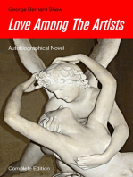 Love Among The Artists (Autobiographical Novel) - Complete Edition