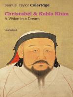 Christabel & Kubla Khan