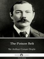 The Poison Belt by Sir Arthur Conan Doyle (Illustrated)
