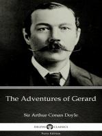 The Adventures of Gerard by Sir Arthur Conan Doyle (Illustrated)