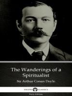 The Wanderings of a Spiritualist by Sir Arthur Conan Doyle (Illustrated)
