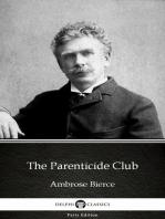The Parenticide Club by Ambrose Bierce (Illustrated)