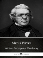 Men's Wives by William Makepeace Thackeray (Illustrated)
