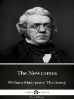 The Newcomes by William Makepeace Thackeray (Illustrated)