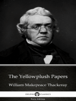 The Yellowplush Papers by William Makepeace Thackeray (Illustrated)