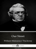 Our Street by William Makepeace Thackeray (Illustrated)