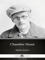 Chamber Music by James Joyce (Illustrated)