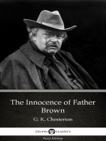 The Innocence of Father Brown by G. K. Chesterton (Illustrated)