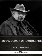 The Napoleon of Notting Hill by G. K. Chesterton (Illustrated)