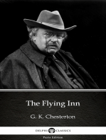 The Flying Inn by G. K. Chesterton (Illustrated)