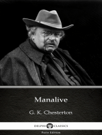 Manalive by G. K. Chesterton (Illustrated)