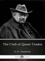 The Club of Queer Trades by G. K. Chesterton (Illustrated)